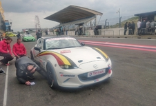 AutoWereld in de Mazda MX-5 Cup (1): sport is gezond