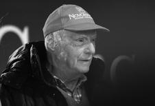 Niki Lauda (70) overleden na gezondheidsproblemen