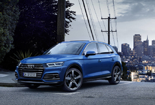 Audi Q5 55 TFSI e Quattro : hybride rechargeable