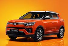 SsangYong Tivoli: instap-SUV krijgt facelift