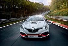 Renault Mégane RS Trophy-R: snelste rond de Nürburgring