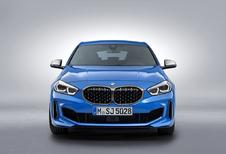 Nieuwe BMW 1 Reeks meteen als snelle M135i xDrive