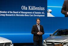 Mercedes: Dieter Zetsche maakt plaats voor een Zweed