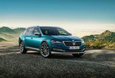 Škoda Superb Scout : nouvelle venue