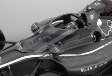 IndyCar gaat voor Red Bull Aeroscreen