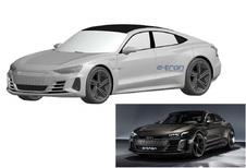 Patenttekeningen Audi E-Tron GT brengen goed nieuws #1