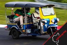 Tuktuk zet Ringrecord voor driewielers, maar in welke tijd?