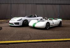 Bergspyder: extreme Porsche Boxster Spyder