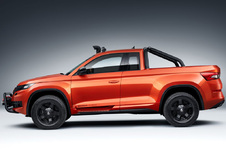 Skoda Mountiaq: Kodiaq als pick-up