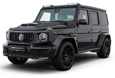 Brabus intimideert met de Black Ops & Shadow 800