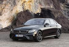 Mercedes : Bientôt une Classe E 100% électrique #1