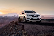Renault Koleos: nu met facelift en nieuwe motoren