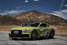 Bentley Continental GT gaat voor Pikes Peak-record - update: mission accomplished #1