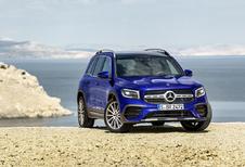 Mercedes GLB: praktische avonturier