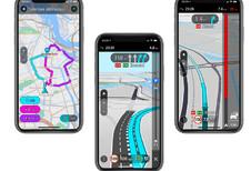 TomTom : nouvelle app Go Navigation