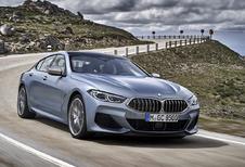 BMW 8 Reeks:  nu ook als Gran Coupé