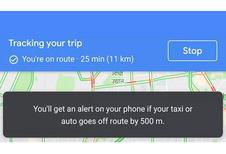 Google Maps vous dit si votre taxi vous arnaque