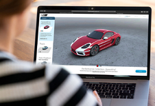Porsche Second Skin is online tool voor speciale wraps