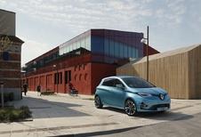 Renault Zoë: sterkere motor en betere batterij