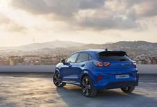Ford Puma krijgt een ST-kuur