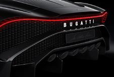 Bugatti komt met een nieuw model naar Pebble Beach