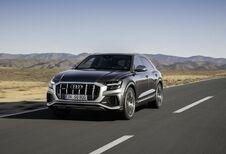 Audi SQ8 : au Diesel à hybridation légère