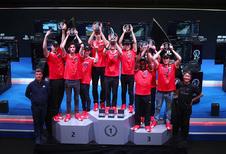 Gran Turismo: Toyota pakt constructeurstitel op de Nürburgring