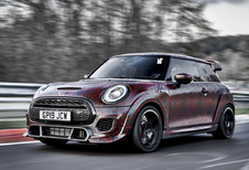 Mini John Cooper Works GP: minder dan 8 minuten op de 'Ring