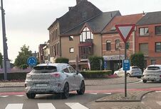 De toekomstige Ford Puma in België