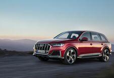 Facelift Audi Q7 is antwoord op de X5 en GLE