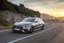 Nieuwe Mercedes-AMG A 45 is als hot hatch verpakte supersportwagen #1