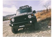 INSOLITE – Suzuki lance le Jimny « Defender »