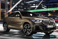 BMW X6: gelekt