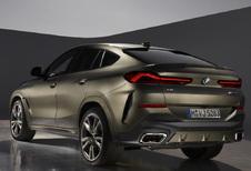 Nieuwe BMW X6 gelekt!