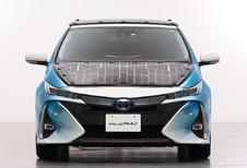 Deze Toyota Prius PHV haalt stroom uit zonne-energie