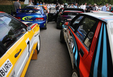 In de zevende autohemel op Festival of Speed in Goodwood #1