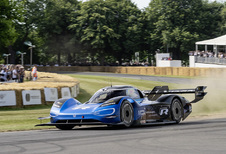 Volkswagen ID.R breekt ook record op Goodwood Festival of Speed - Update