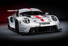 Porsche onthult nieuwe 911 RSR voor WEC 2019-2020