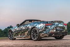 Lexus LC Convertible bijna klaar voor productie
