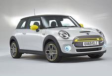 Officieel: volledig elektrische Mini Cooper SE