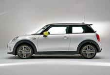 Mini Cooper SE: tot 270 km ver