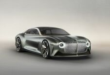 Bentley Exp 100 GT : concept électrique à intelligence artificielle