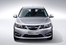 Saab 9-3 opnieuw in productie als elektrische NEVS
