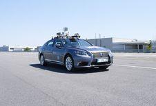 Een autonome Lexus in Brussel?