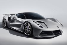 Lotus Evija: elektrische hypercar heeft 2.000 pk