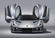 Lotus Evija is elektrische hypercar uit Hethel