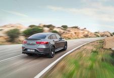 Mercedes-AMG GLC 43 klimt naar 390 pk
