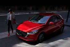 Mazda 2: mild hybride facelift