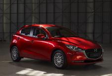 Mazda 2 krijgt facelift en introduceert M Hybrid-technologie