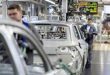 Europese autoverkoop: algemene daling